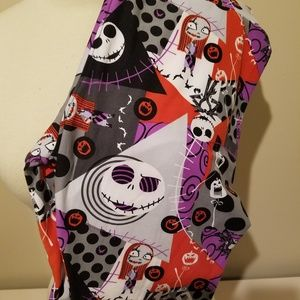 LuLaRoe TC NBC Jack Skellington Sally NWOT